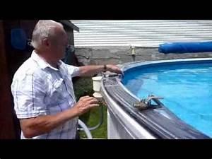 aerateursp le systeme d39aeration de piscine hors sol With enrouleur bache piscine hors sol ovale