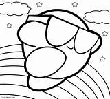Kirby Coloring Pages Printable Fire Print Hydrant Cool Game Cute Drawings Cool2bkids Meta Knight Star Sheet Allies Clipartmag Getcolorings Kir sketch template