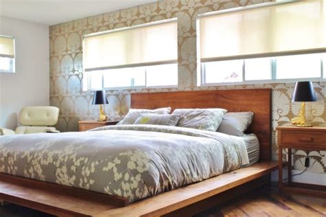 15 Chic Mid-century Modern Bedroom Designs To Throw You