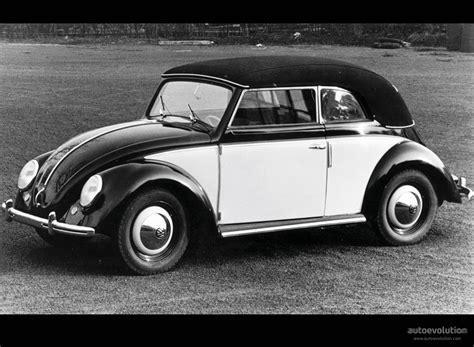 Volkswagen Beetle Specs 1945 1946 1947 1948 1949