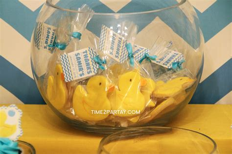 Samir's Rubber Ducky Themed Birthday Party Time2partaycom