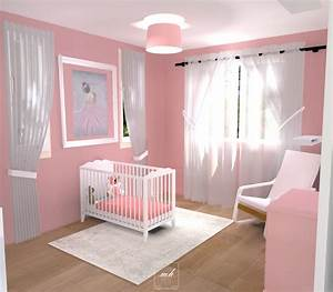 awesome chambre gris et rose fuchsia gallery design With chambre gris et rose fushia