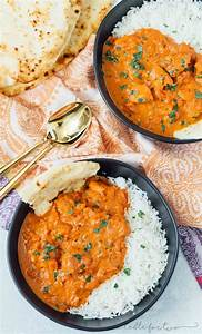 Stovetop Butter Chicken - Classic Indian Dish Butter ...