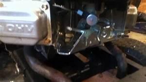 New 2010 26hp Briggs  U0026 Stratton Vtwin Motor Mount