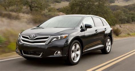La Toyota Venza Parmi Les 885 000 Véhicules Rappelés Par