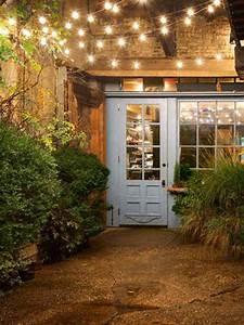 24 Jaw Dropping Beautiful Yard And Patio String Lighting