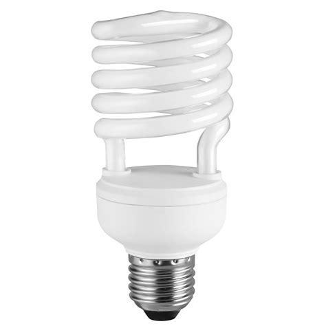 Diall E27 23W CFL Spiral Light bulb   Departments   DIY at B&Q