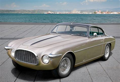 One of only three 375 america coupes bodied by vignale displayed at the 1954 new york world motor sports show and 1954 geneva motor show retains its. Ferrari 375 America Coupé Vignale (#0301AL) '10.1953   Ferrari, Carros, Carros antigos
