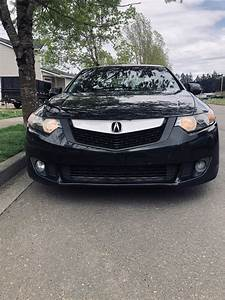 Acura Tsx Manual 6 Speed For Sale In Lacey  Wa