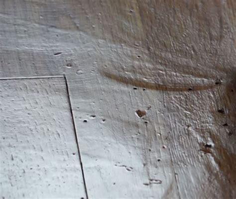 Bad Floor Refinishing Job   Chicago Flooring Innovations