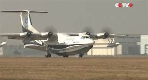 World's Largest Amphibious Aircraft complete its Maiden ...