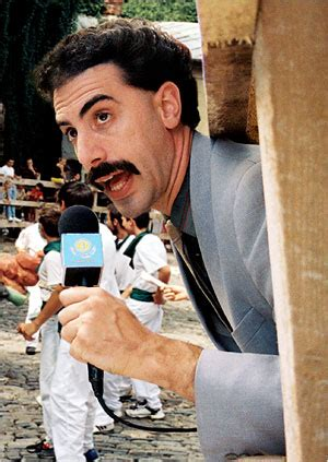 borat sacha baron cohen movies review   york
