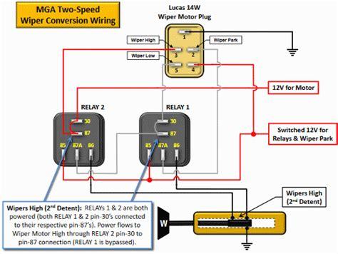 lucas 14w wiper motor wiring impremedia net lucas 14w wiper motor wiring impremedia net