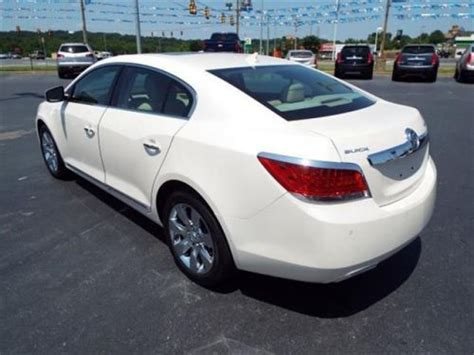 2012 Buick Lacrosse Premium 2 by Buy Used 2012 Buick Lacrosse Premium 2 In 1400 E Dixie Dr