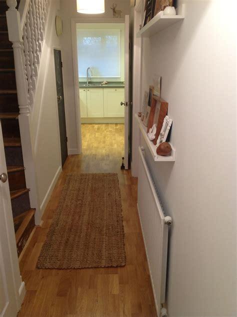 hallway walls crown sail white skirting pure white