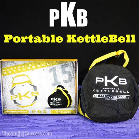 pkb portable kettlebell kettle bell versatile most