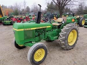 1978 John Deere 2040 Tractors - Compact  1-40hp