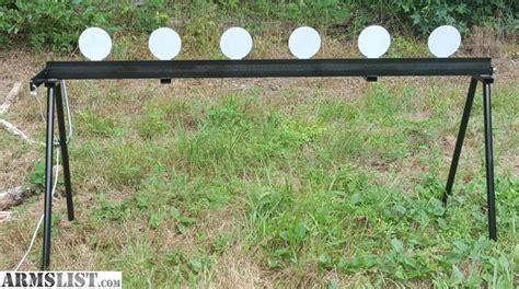 armslist  sale reactive target plate rack shooting steels