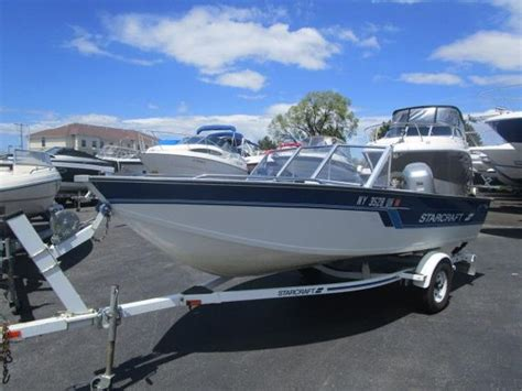 Pontoon Boats For Sale Buffalo Ny by Starcraft Boats For Sale In New York