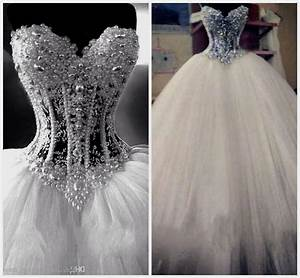 wedding dress ball gown princess naf dresses With blingy wedding dresses