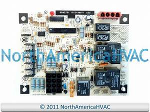 Oem Lennox Armstrong Ducane Control Circuit Board 80m27