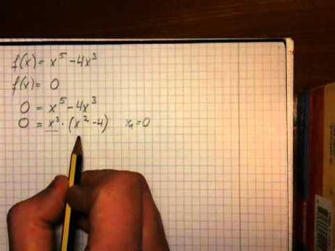 schnittpunkte von parabel und gerade berechnen doovi