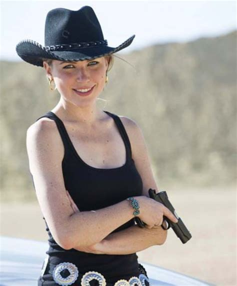 Kirsten Joy Weiss for the Texas International Firearms ...