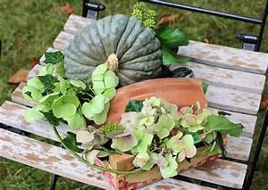 Herbstdeko Für Den Garten : k rbis deko f r den herbst tage im garten ~ Orissabook.com Haus und Dekorationen