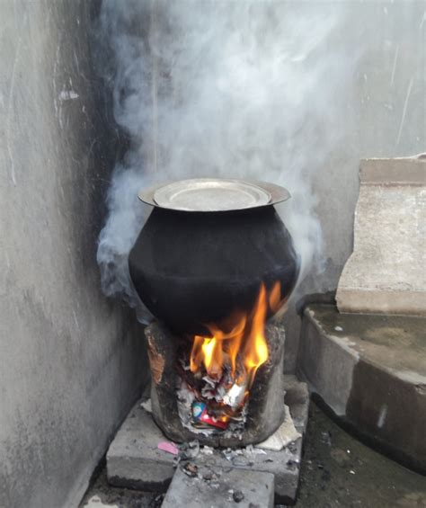 smokeless cookstove revolution  indian families