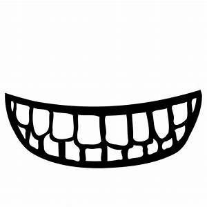 Mouth With Teeth Clipart | Clipart Panda - Free Clipart Images