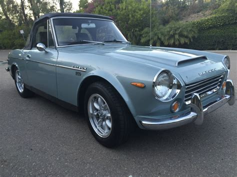 Datsun 1600 For Sale by 1969 Datsun 1600 Roadster For Sale