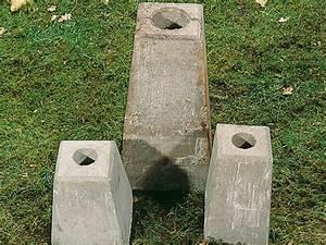 Ardon Gp2600 Preis : zaunpfosten beton fertigteil welchen beton f r zaunpfosten mischungsverh ltnis zement zauns ~ Frokenaadalensverden.com Haus und Dekorationen
