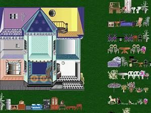 Jeu De Maison A Decorer : d corer une maison de poup e ~ Zukunftsfamilie.com Idées de Décoration