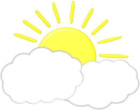 sun clipart cloud and sun clipart 101 clip
