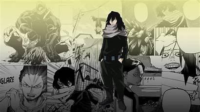 Desktop Eraserhead Wallpapers Mha Bnha Computer Anime