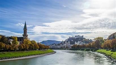 Travel Salzburg Wallpapers Austria Wallpapercraft Backgrounds Iphone