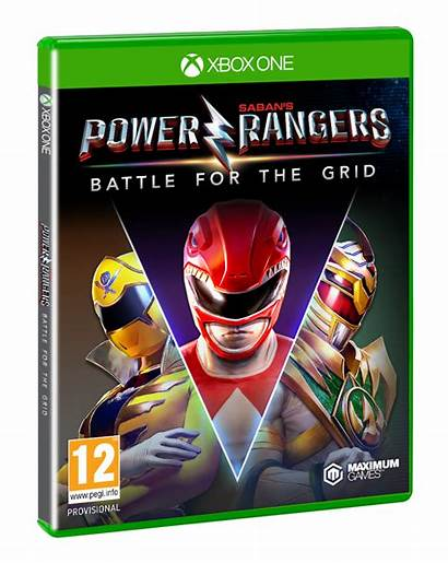 Rangers Power Battle Edition Collector Ps4 Xbox
