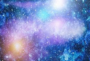 Buy discount Kate Blue and Purple Galaxy Universe filled ...