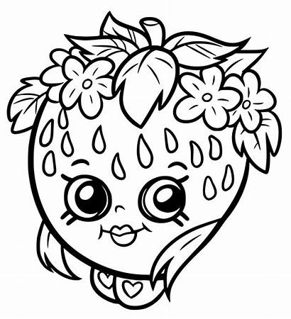 Shopkins Coloring Pages Clipartmag