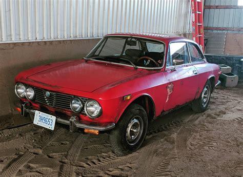 1974 Alfa Romeo Gtv For Sale by No Reserve 1974 Alfa Romeo Gtv Project For Sale On Bat