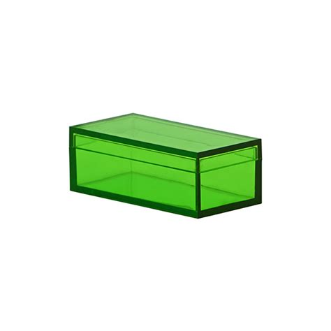 Amac Boxes by Small Green Amac Boxes The Container Store