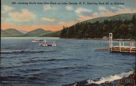 north  pilot knob  lake george ny