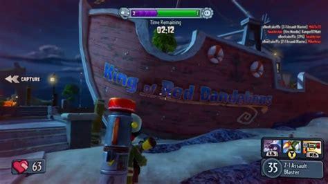 How To Row Boat Zelda by Easter Egg Em Plants Vs Zombies Garden Warfare Hyrule