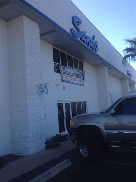 Sands Chevrolet Parts by Sands Chevrolet Parts Auto Parts Supplies 5321 W