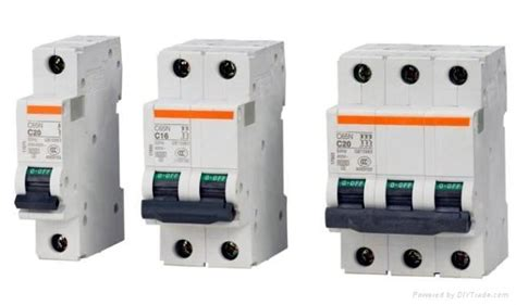 Circuit Breakers Types