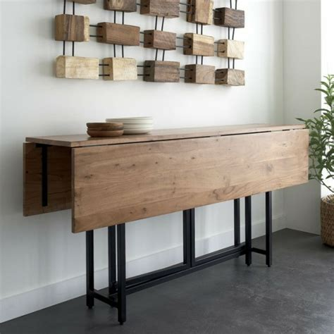 table de cuisine petit espace la table de cuisine pliante 50 idées pour sauver d 39 espace archzine fr