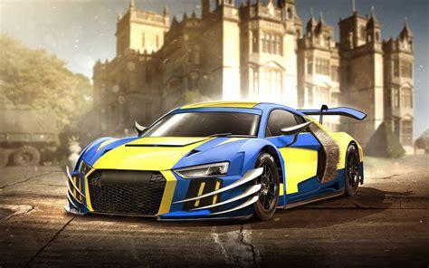 Wolverine Audi R8 Wallpaper  Hd Car Wallpapers  Id #6889