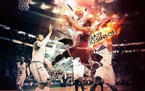 Nate Robinson Wallpaper 1440x900 by eMaGFX on DeviantArt