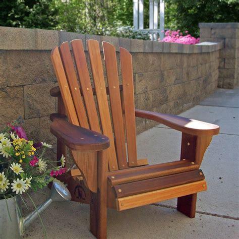 Wood Country Childrens Cedar Adirondack Chair Adirondack