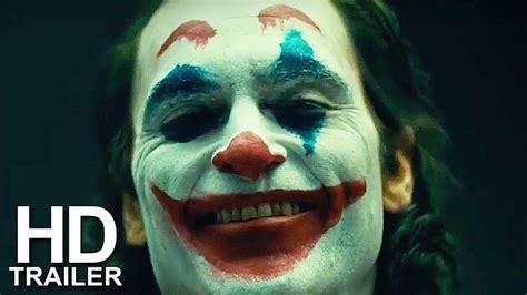 joker reveal trailer  joaquin phoenix robert de